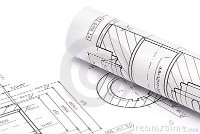 Engineering blueprints