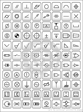 additionally F together with  additionally  further . on electrical plan symbols