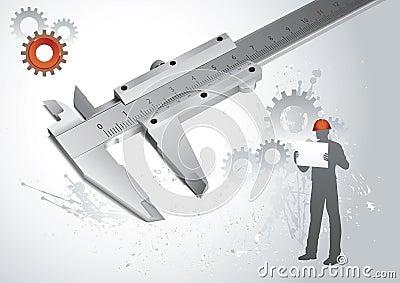 Engineering vector concept