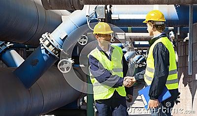 Engineers meeting