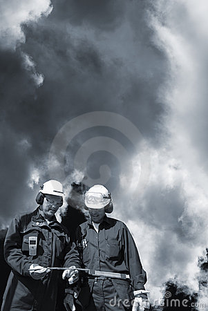 Engineers and toxic clouds