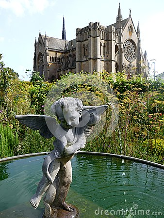 England: Arundel cathedral