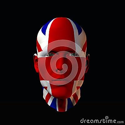 England Head 1