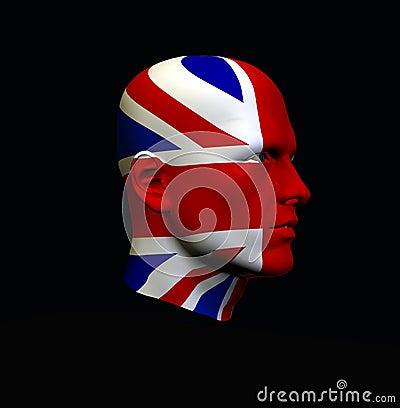 England Head 3