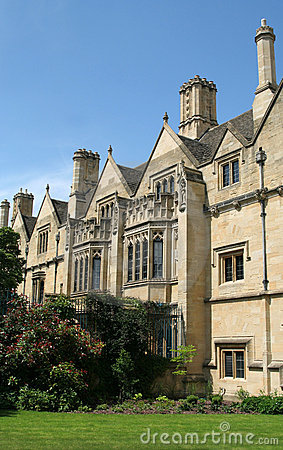 England, Oxford