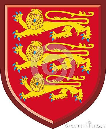 England. Royal Arms