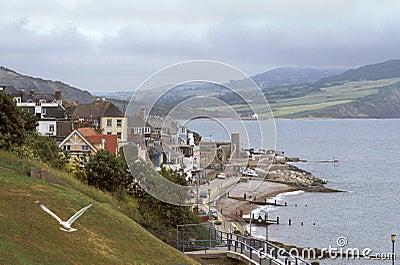 England s Devon Coast