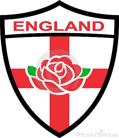 England Shield English Rose