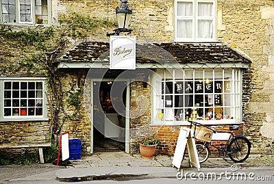 English bakery