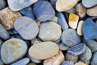 English Beach Stones