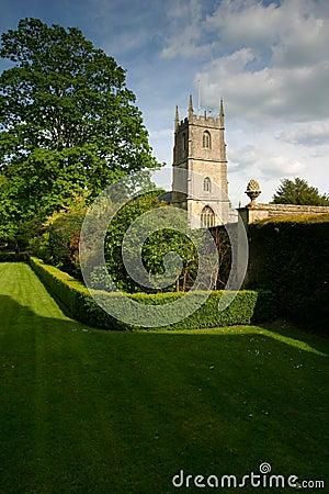 Free English Church Royalty Free Stock Photos - 317688