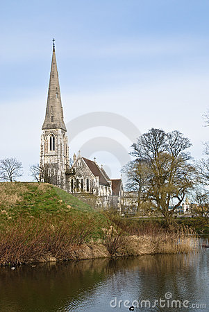 """The English Church"" in Copenhagen"