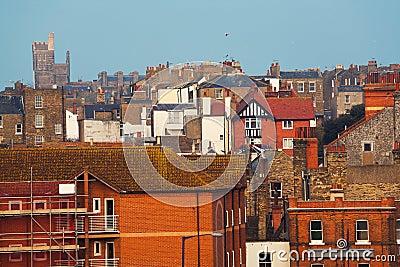 English city architecture