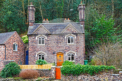 English cottage home