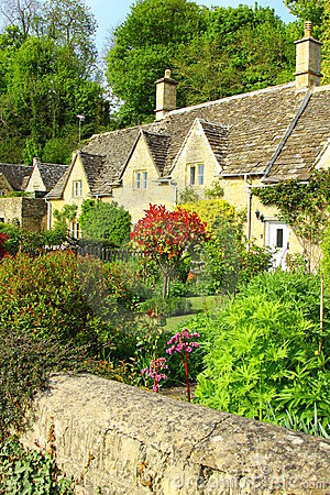 English Country Garden The Coltswolds, England