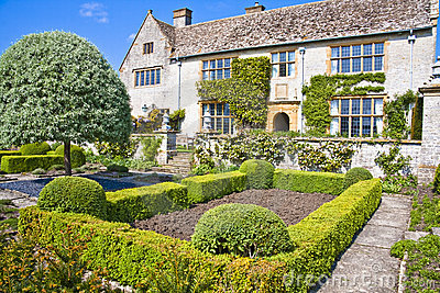 English country home in somerset