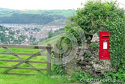 English Countryside, Devon, United Kingdom.