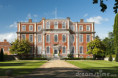 Credit Cards For Fair Credit >> English Mansion Chicheley Hall Royalty Free Stock Images - Image: 31648289