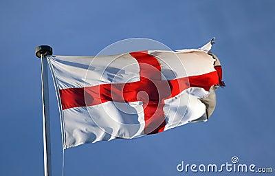 English Flag, St George Cross