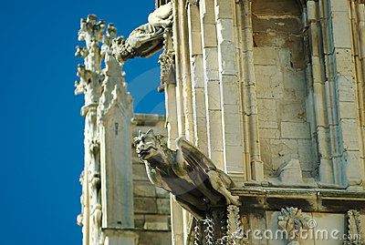 English Gargoyles