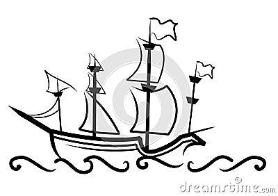 English Great Ship