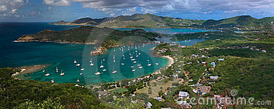 English Harbor, Antigua
