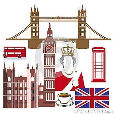 English icons