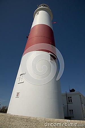 English lighthouse