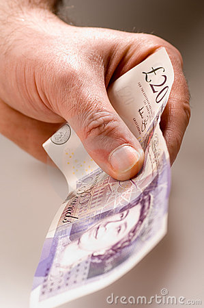 English money Editorial Image