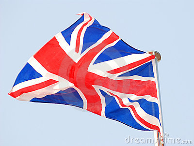 English National Flag