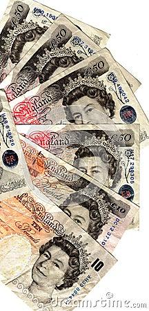 English notes Editorial Stock Photo