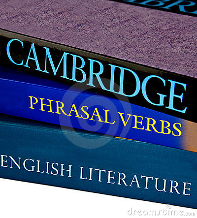 English and phrasal verbs