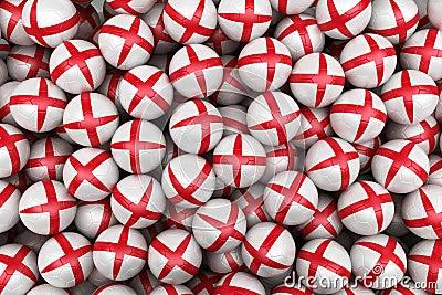 English  Soccer balls