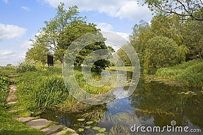 English waterway