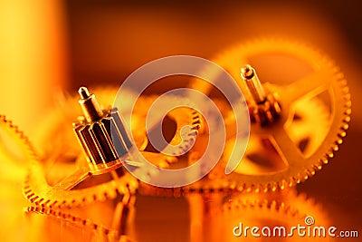 Engranajes del oro