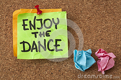 Enjoy the dance