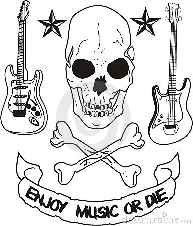 Enjoy music or die