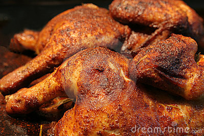 Enjoy - roast chicken