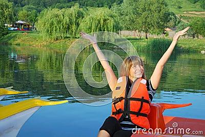 Enjoyi boating