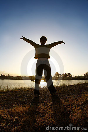 Free Enjoying Great Outdoors Royalty Free Stock Photos - 133098