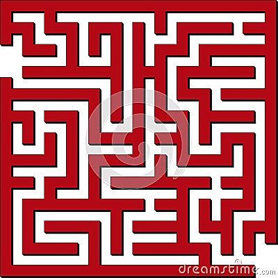 Enkel maze