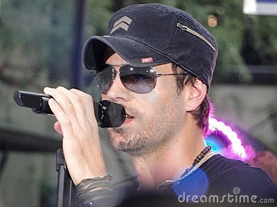 Enrique Iglesias Editorial Image