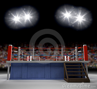 Entering the Ring