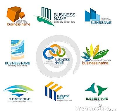 Enterprise vector logo