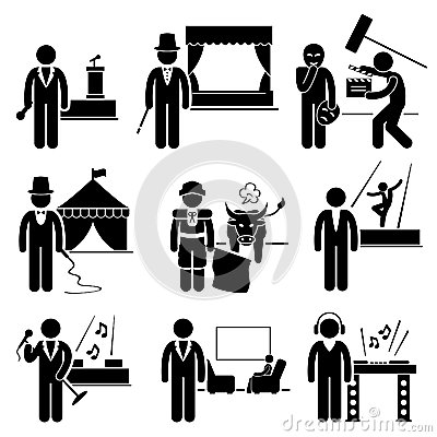 Entertainment Artist Jobs Occupations Careers