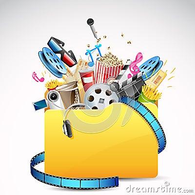 Entertainment Folder