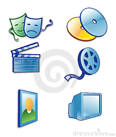 Free Entertainment Icon Stock Photos - 612753