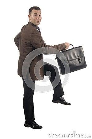 Free Enthusiastic Employee Stock Photography - 543272