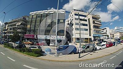 Entraînement par la Grèce banque de vidéos