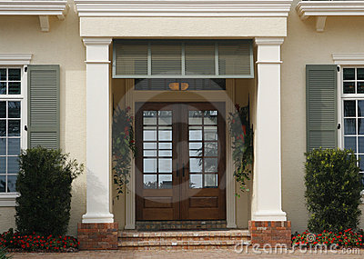 Entrance - Architectural Details